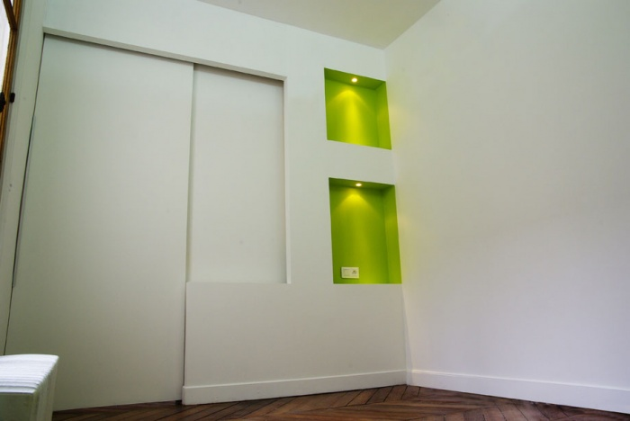 Rehabilitation appartement : 17