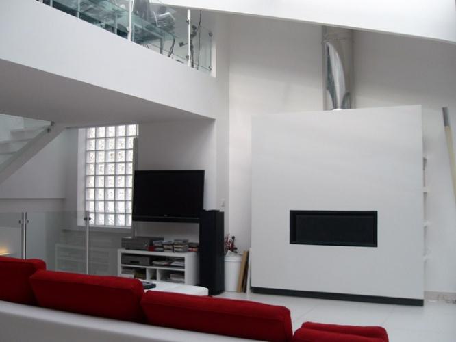 Loft contemporain