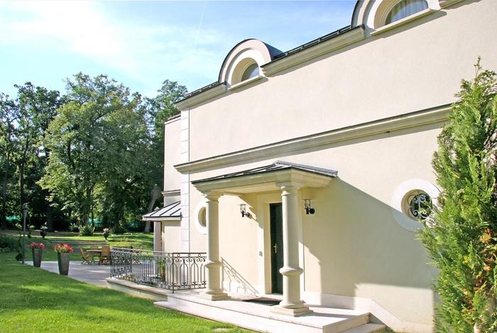 Architectes villa de luxe versailles for Villa de luxe paris