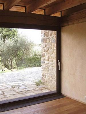 Maison écologique Perouse : Agello_04_photo