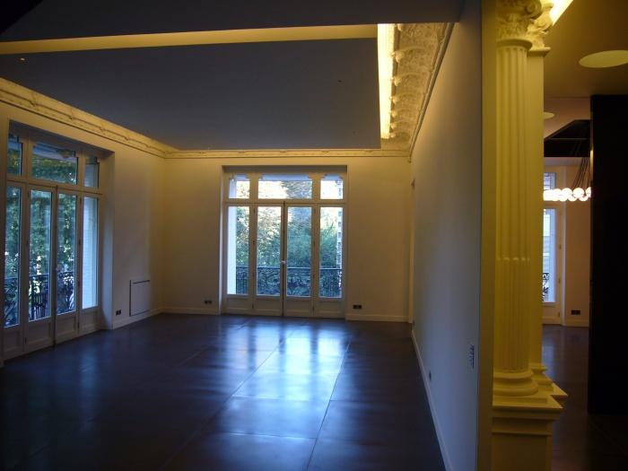 architectes r novation d 39 un appartement parisien paris. Black Bedroom Furniture Sets. Home Design Ideas