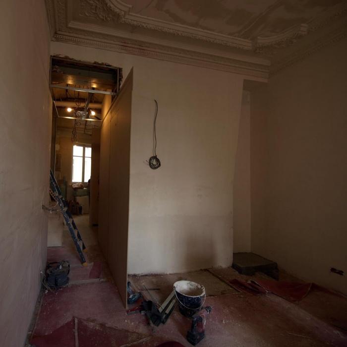 Appartement Breteuil : Chambre