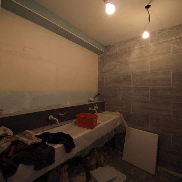 Appartement Breteuil : Salle de bain