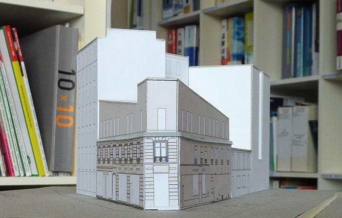 architectes extension d une maison de ville sartrouville 78 sartrouville. Black Bedroom Furniture Sets. Home Design Ideas