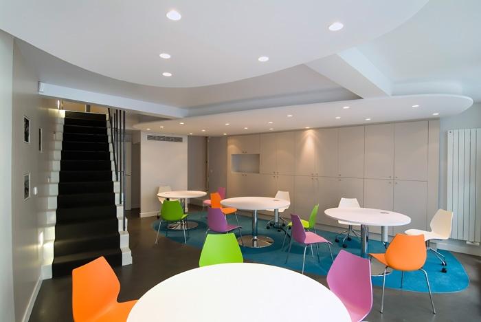 Agence immobilière, Paris XIe