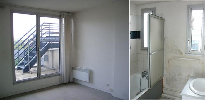 salle de bains paris xie paris une r alisation de. Black Bedroom Furniture Sets. Home Design Ideas