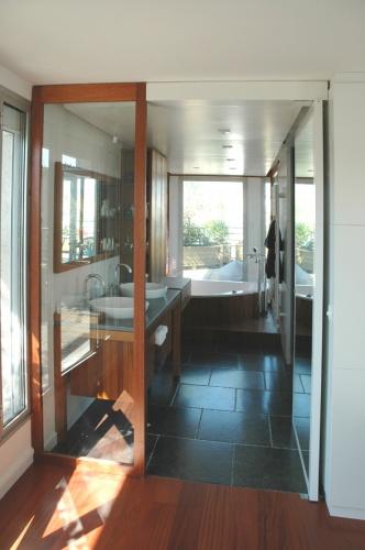 Salle de bains, Paris XIe