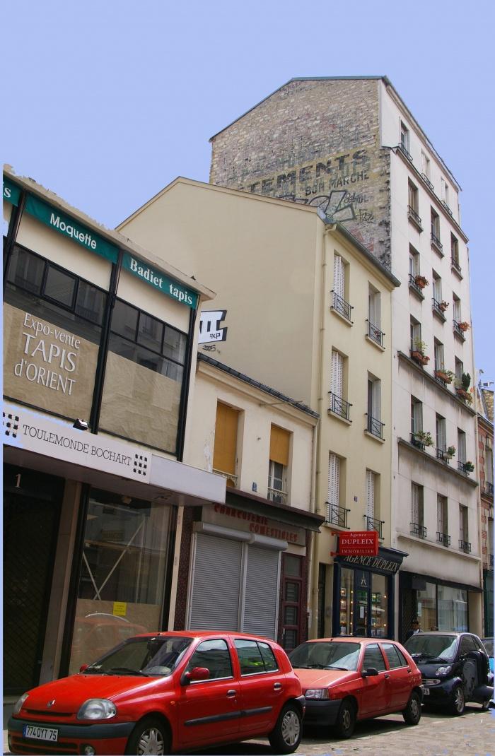3 rue Violet - 75015 Paris
