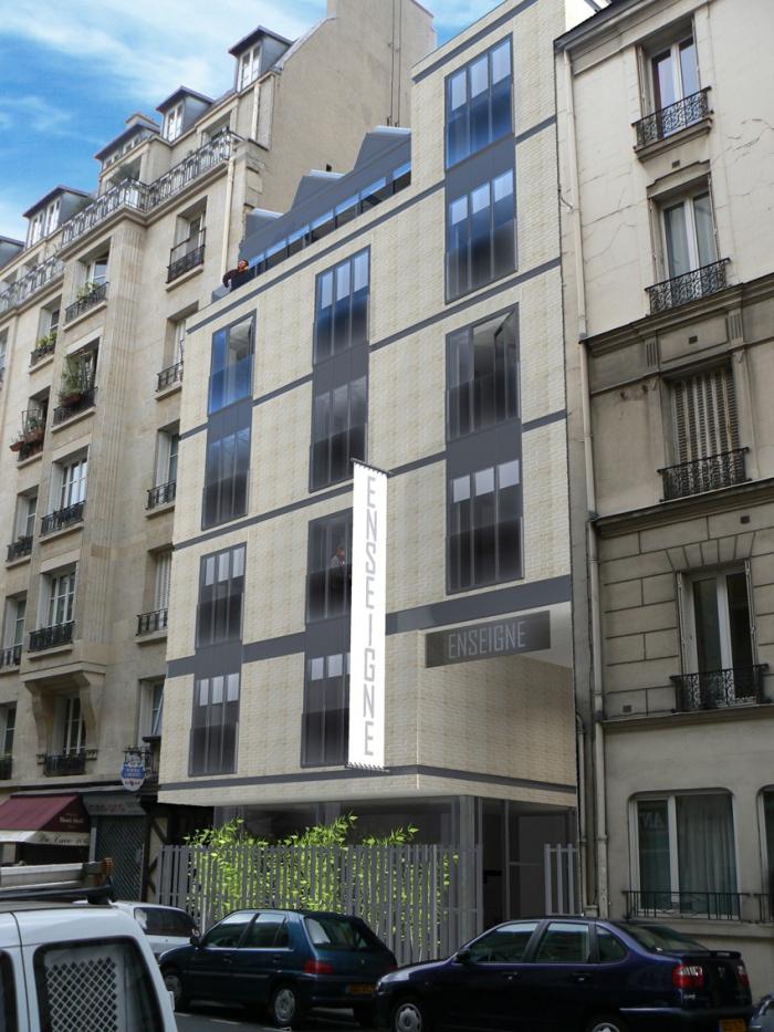 Architecte wo to paris r alisations et contact for Architecte region parisienne