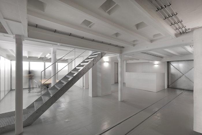 studio photo Eric Sauvage