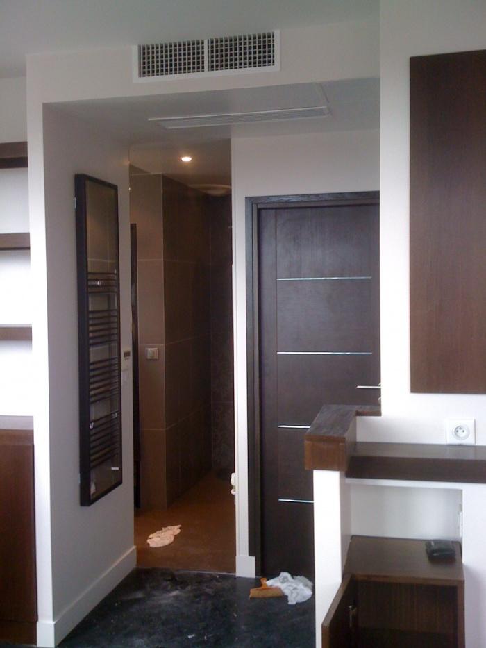 architectes d coration suite parentale d 39 une maison bois colombes. Black Bedroom Furniture Sets. Home Design Ideas
