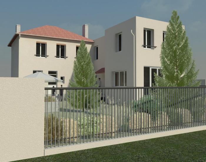 Projet D'extension d'une maison d'habitation