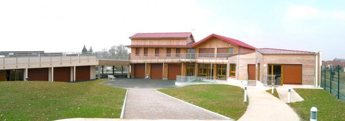Ecole Maternelle St-Augustin : L'ensemble