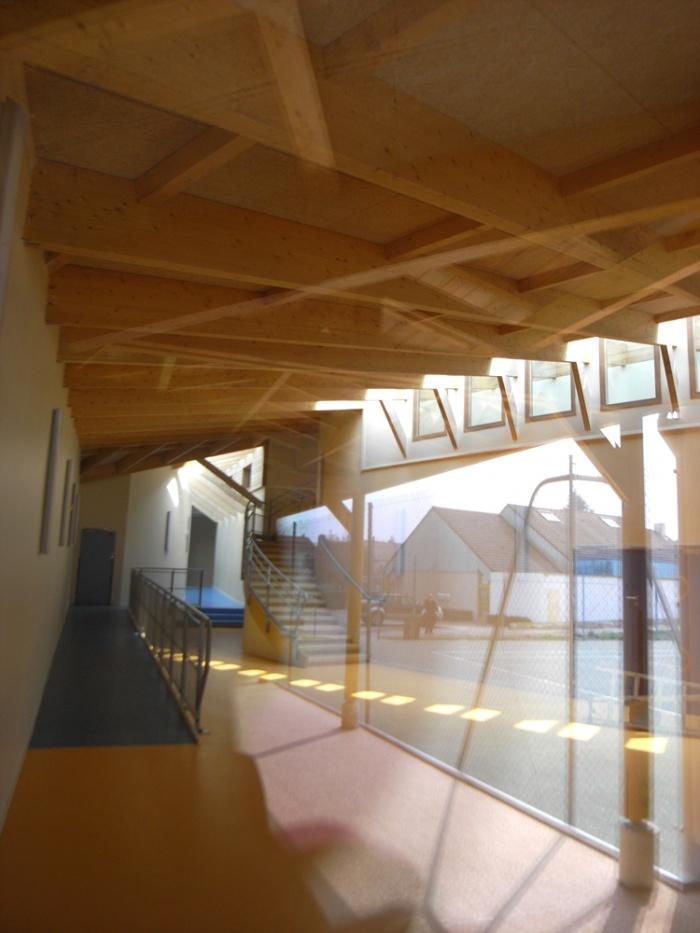 Ecole Maternelle St-Augustin : Hall d'accueil