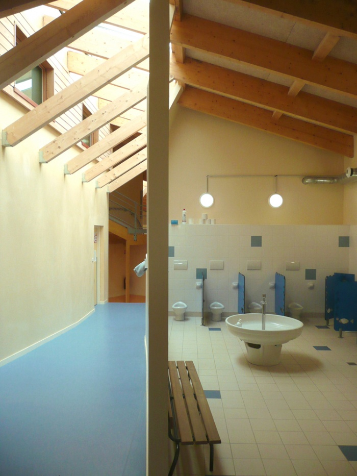 Ecole Maternelle St-Augustin : Intérieur 01