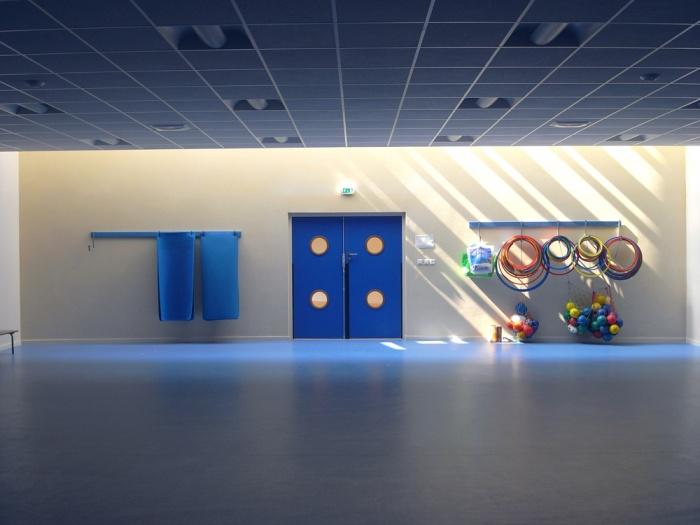 Ecole Maternelle St-Augustin : Intérieur 02