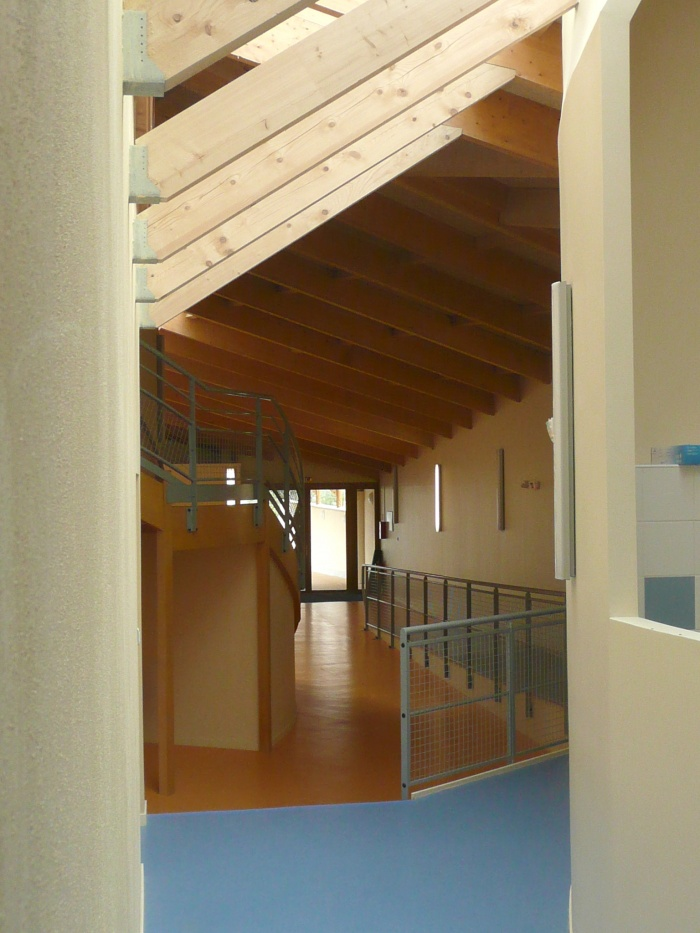 Ecole Maternelle St-Augustin : Intérieur 03