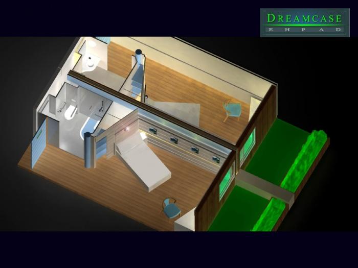 Maison de retraite médicalisée : Maison de retraite médicalisée TFEUGEAS 2011_Page_05