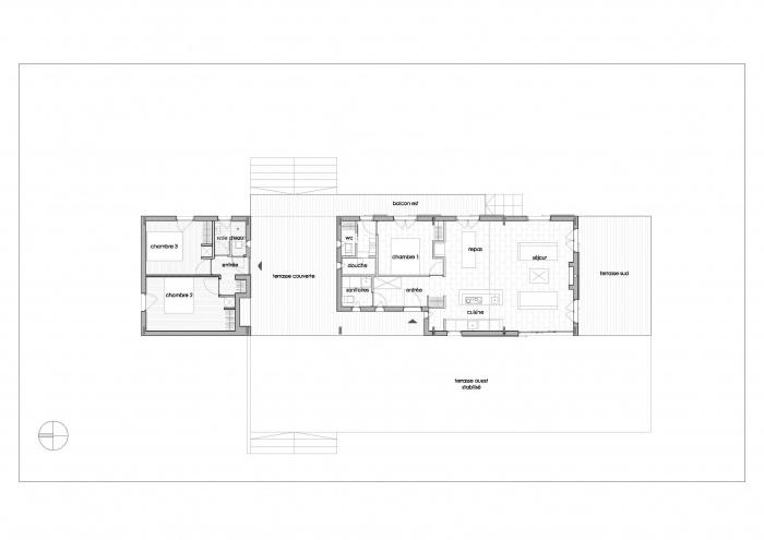 Logement construction d 39 une maison roinville roinville for Plan de projet pour la construction d une maison