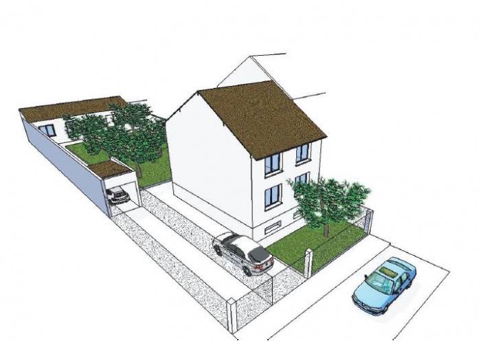 extension et surélevation maison individuelle