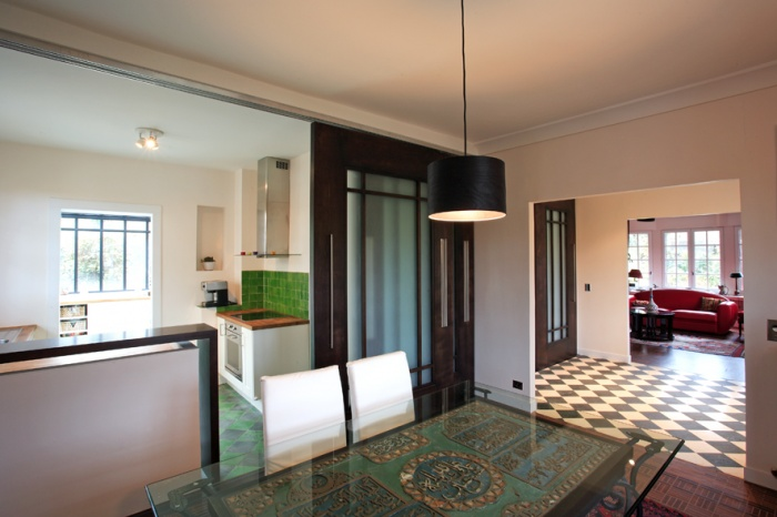 Villa de Maîstre : salle à manger