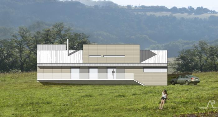 Extension et réhabilitation d'une résidence