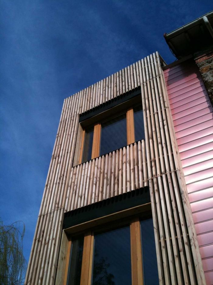 Extension en bois HQE : 6