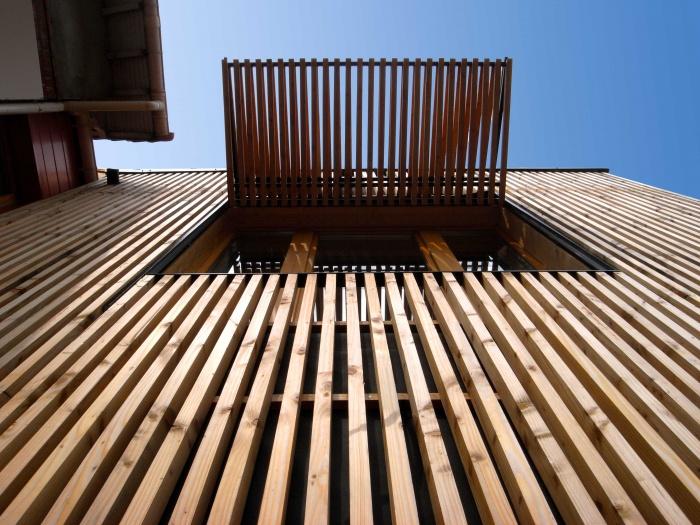 Extension en bois HQE : 20