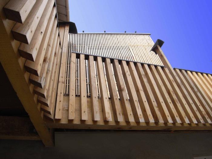 Extension en bois HQE : 24