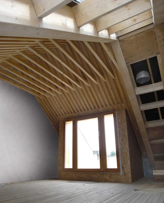 Extension en bois HQE : 31
