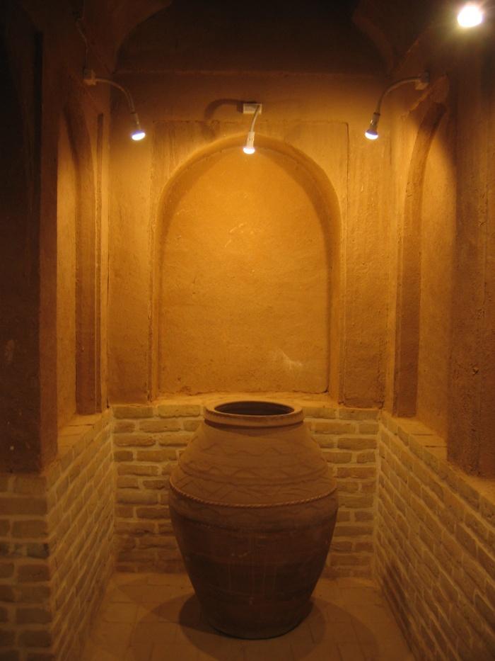 Centre Zoroastrien à Yazd : gallerie 2