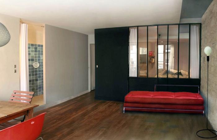 Architectes appartement atelier paris for Appartement atelier