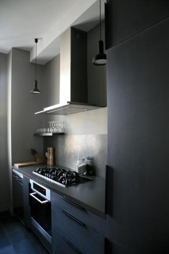 Rénovation d'un appartement classique : Cuisine