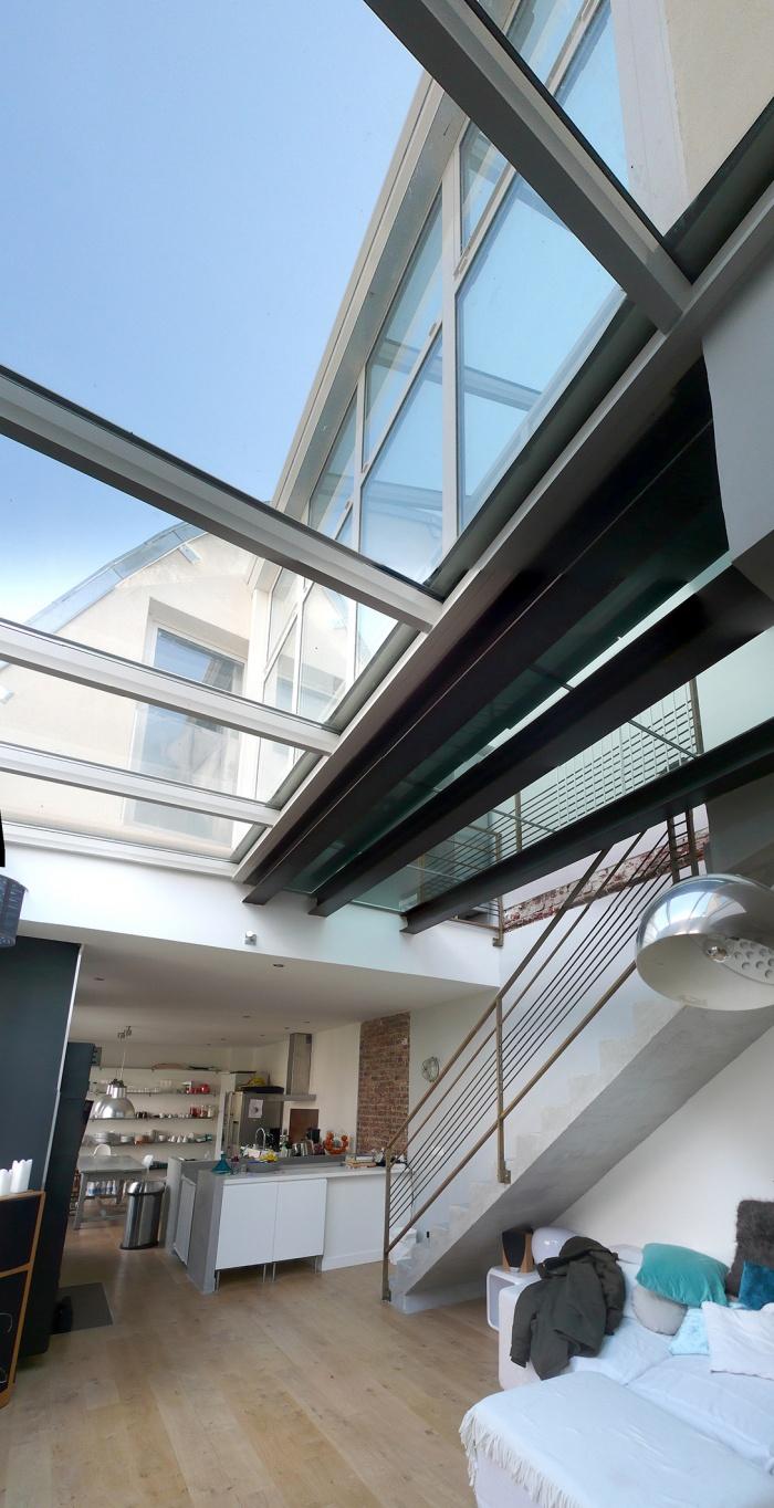 architectes sur l vation de pavillon bois colombes. Black Bedroom Furniture Sets. Home Design Ideas