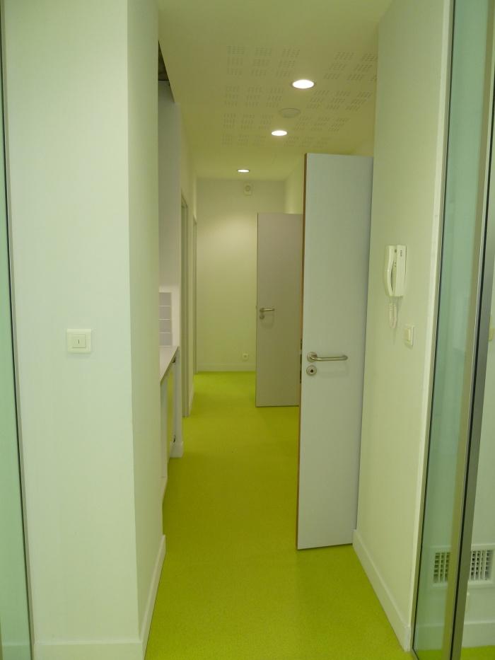 Pôle Sénior et CCAS Les Lilas : couloir