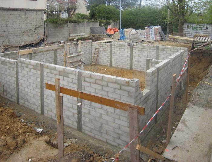 Maison en bois à Montlignon (95) : .../// 04 avril 2011 ///...