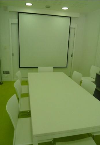 Pôle Sénior et CCAS Les Lilas : Salle de réunion