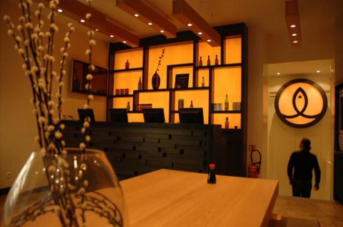 Sushi Shop Restaurant