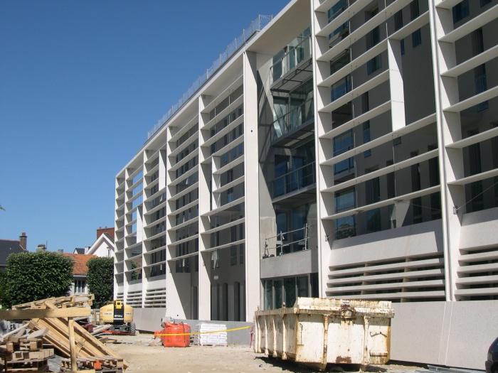 Hôtel de Police de Nantes / pour ateliers 234 architectes