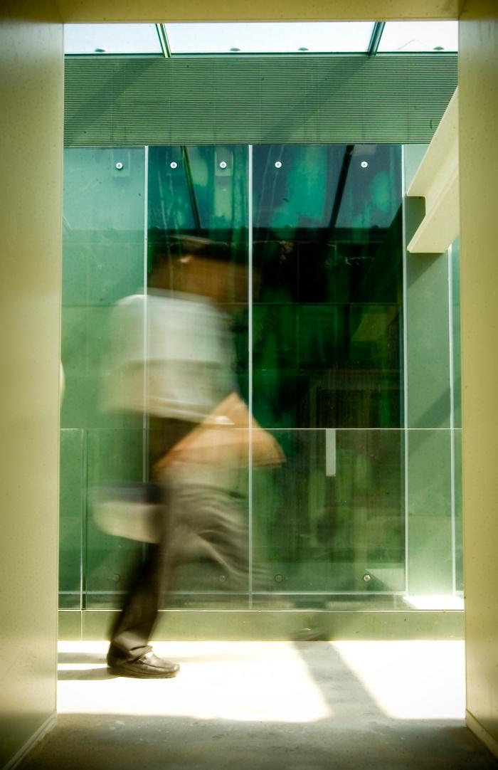 Délégation de la République de Corée auprès de l'OCDE / pour ateliers 234 architectes : R+3_mouvement.JPG