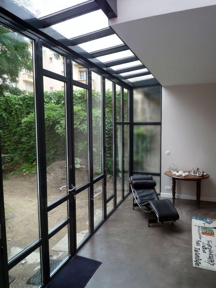 Extension et rénovation Bois Colombes : P1020957