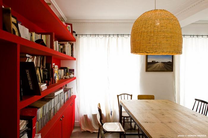 appartement temple paris paris une r alisation de texier soulas. Black Bedroom Furniture Sets. Home Design Ideas