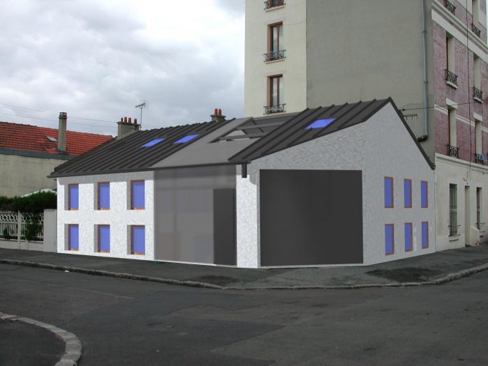 Transformation d'un local en habitation