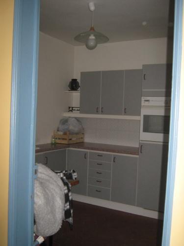 Transformation appartement T2 en T3 : cuisine avant