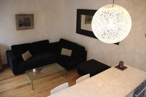 Transformation appartement T2 en T3 : salon2