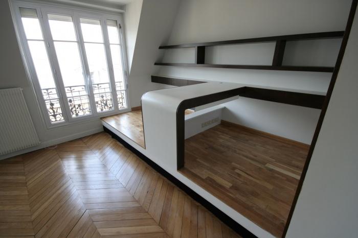 Architectes-paris.com - Un bureau bateau - Paris 20