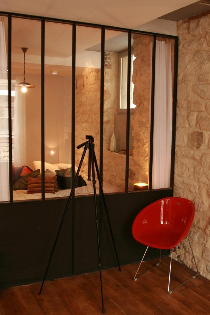 Appartement atelier paris une r alisation de damien lamy for Appartement atelier