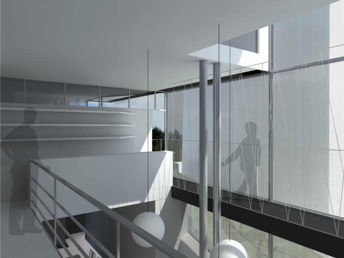 Architectes maison m region parisienne for Architecte region parisienne