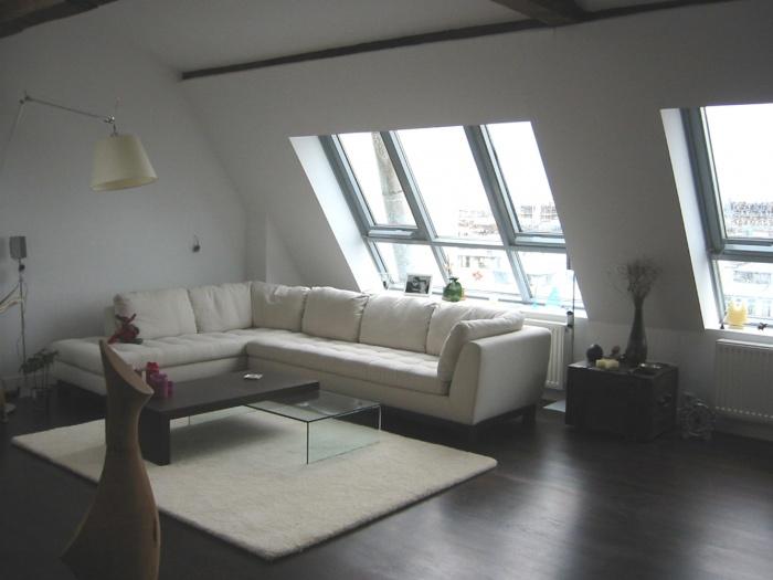 Loft bd Voltaire 75011 : séjour
