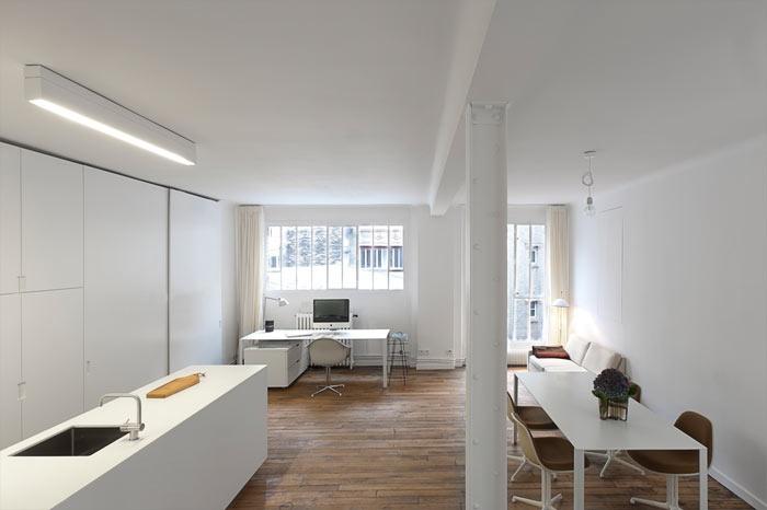 Loft/Atelier Paris 3e : loft3_40